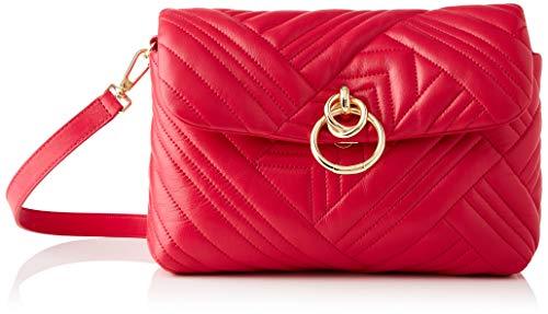 Pinko, LOVELINK Classic Puff WOVEN EF para Mujer, O96_rosa Brillante, Talla única