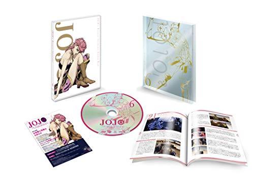 ジョジョの奇妙な冒険 黄金の風 Vol.6 (21~24話/初回仕様版) [DVD]