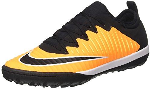 Nike Mercurialx Finale II TF, Scarpe per Allenamento Calcio Uomo, Arancione (Laser Orange/Black/White/Volt/White), 47.5 EU