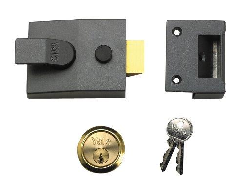 Yale Locks 89 Verrou à clé Brasslux 60 mm dans Une boîte
