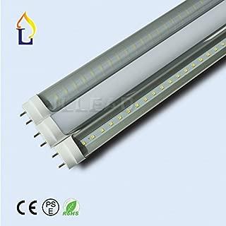 (500パック)t8LEDライトチューブ8ft経済ランプg1340W smd2835192leds 3000K/4000K/6500Kライナーライト