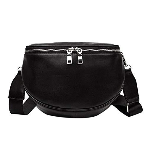 Horizontale schoudertas van PU-leer voor dames/schoudertas waterdicht/mini-koffer/verstelbare schouderriem