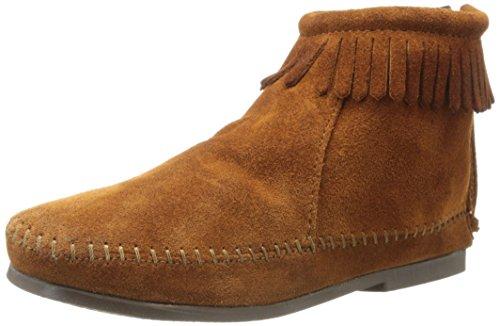 Minnetonka - Back Zip Boot - Taille 39 - Noir