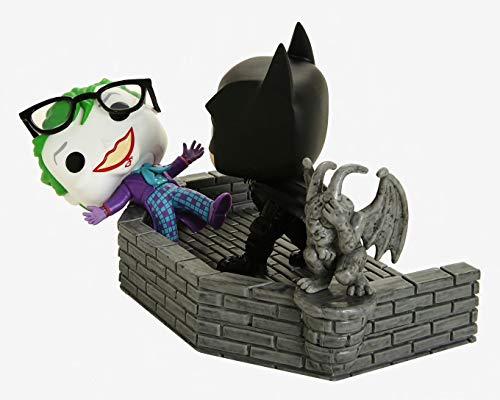 Funko 37250 Pop Vinilo: Movie Moment 80th: Batman and Joker (1989) Figura Coleccionable, Multicolor 3