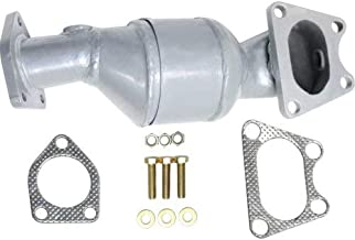 Catalytic Converter Compatible with 2003-2007 Honda Accord Radiator Side 6Cyl