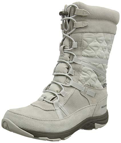 Merrell Damskie buty podejście wysokie Ltr Wp, Off White Silver Lining - 36 EU
