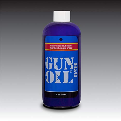 Gun Oil® H20 - Lubricante a base de agua (480 ml)
