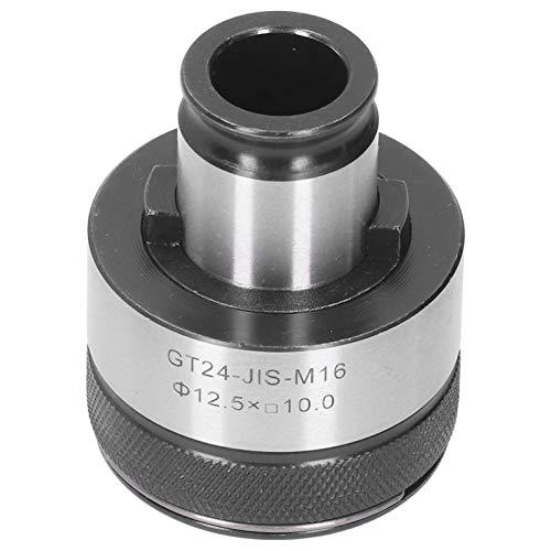 Mandril de roscado, soporte de portabrocas de roscado Material de acero de alta velocidad duradero y duradero para reemplazo de rodamientos de equipos de husillo Ccw