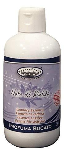 Essenza Bucato Note di Pulito Lavaggio ad Acqua Elimina Cattivi Odori Alta Concentrazione Home Professional Igiensoft