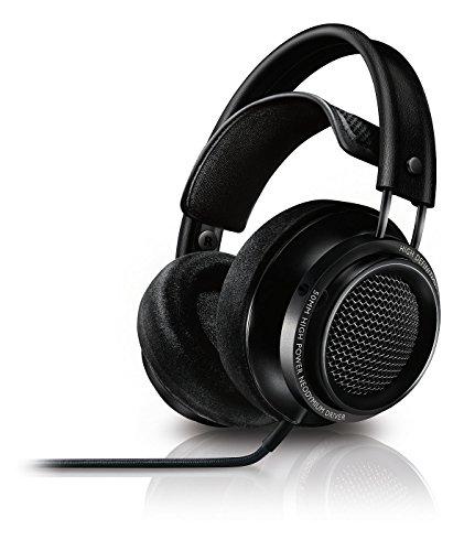 PHILIPS JAPAN フィリップス オープン型ヘッドフォン ブラック X2