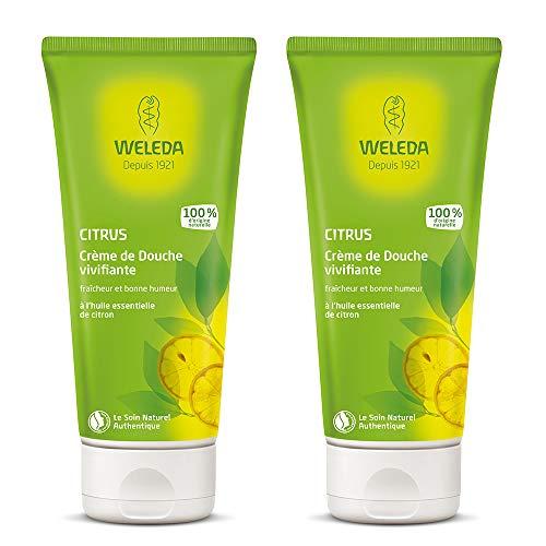 Weleda Shower Cream with Citrus 2 x 200ml