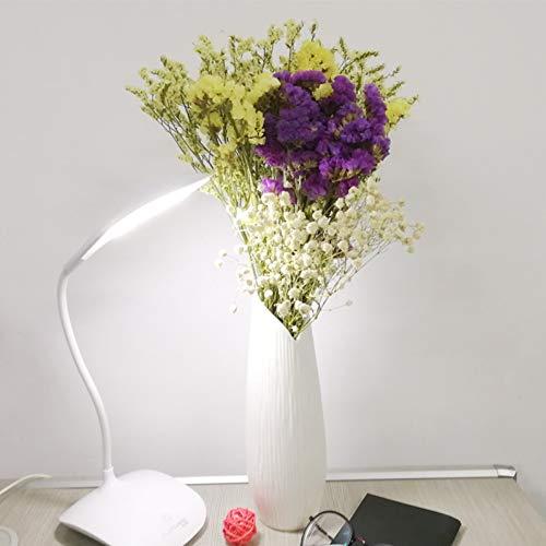 Yceot USB-zaklamp voor leeslamp, boek, achtergrondverlichting, stroomvoorziening via powerbank, PC of laptop, leds, flexibel voor de verlichting thuis