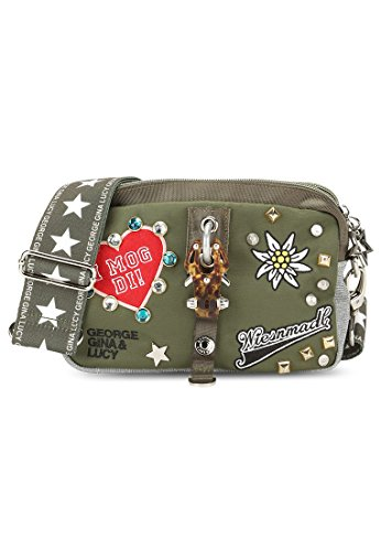 George Gina & Lucy GG&L Tasche WIESNMADL Olive 700