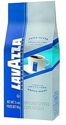 Lavazza Gran Filtro Whole Bean Coffee, 2.2 Pound Bag by Lavazza