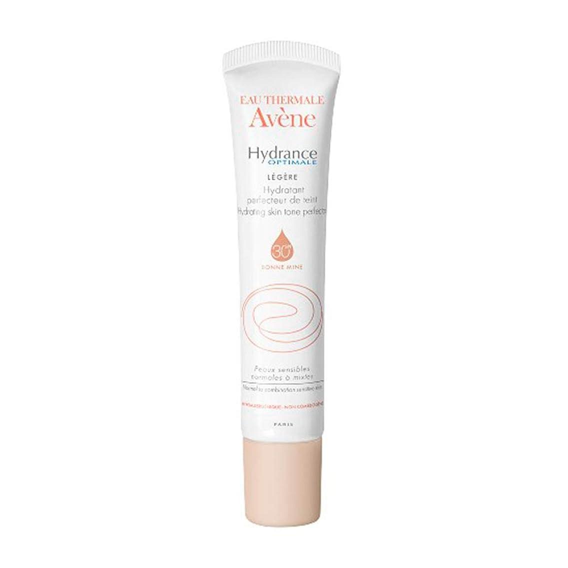 ちらつきイソギンチャクストレスの多いAvene Hydrance Optimale Light Hydrating Skin Tone Perfector 40ml [並行輸入品]