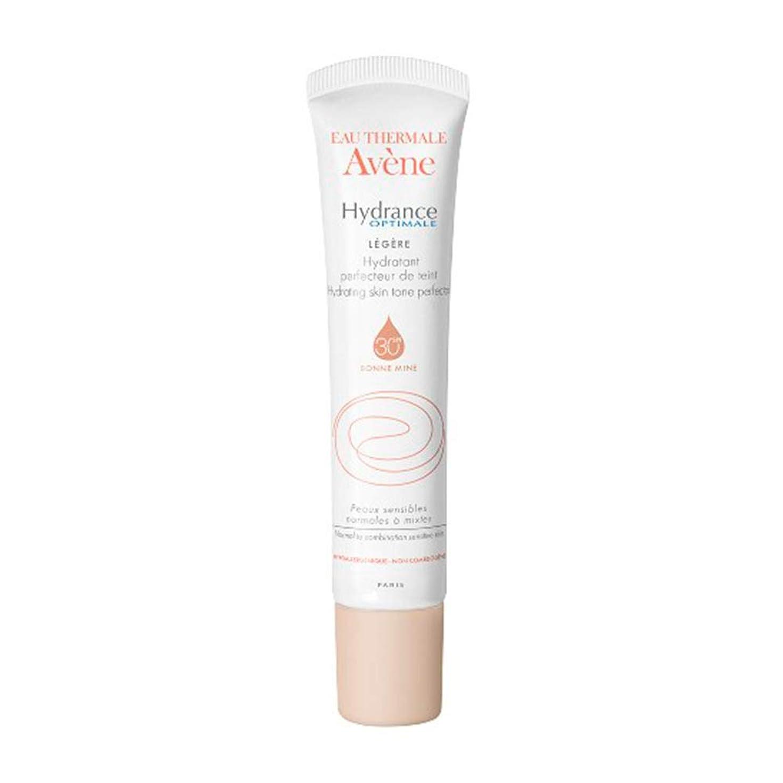 くしゃくしゃ直感誕生日Avene Hydrance Optimale Light Hydrating Skin Tone Perfector 40ml [並行輸入品]