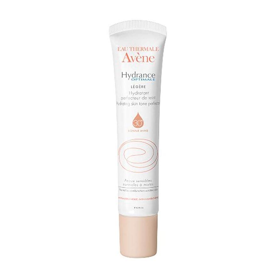 に慣れ伝説中古Avene Hydrance Optimale Light Hydrating Skin Tone Perfector 40ml [並行輸入品]