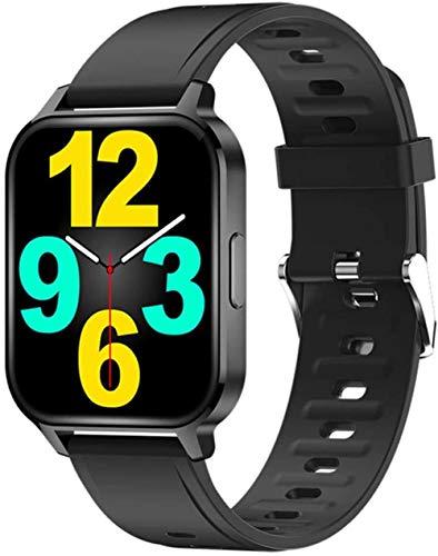 hwbq Reloj inteligente ultra delgado de 1.69 pulgadas para pulsera inteligente de teléfono IP68 impermeable Sport Fitness Tracker