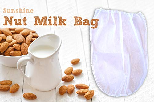 Nut Milk, Juicing and Sprout Bag - Amazing Nutmilk Bag