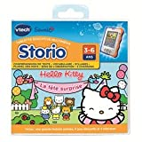 Vtech - 282405 - Storio - E-book animé - Hello Kitty