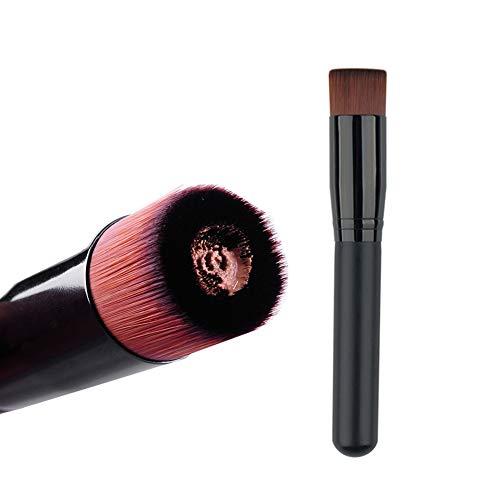 Fond de Teint Fond de Teint Pinceau - Parfait pour mélanger les produits cosmétiques en poudre liquide, crème ou sans défaut - polissage, pointillage, correcteur