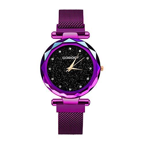 relojes modernos mujer fabricante BLACK MAMUT