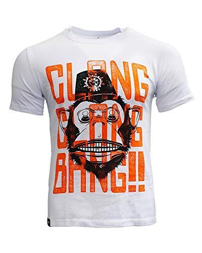 Koch Media CoD Black Ops 4, Camiseta CCB Graphic, Hombre, Talla XS
