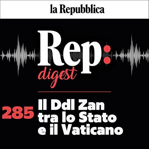 Il Ddl Zan tra lo Stato e il Vaticano copertina