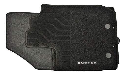 Dacia Duster 2018 Jeu de 4 Tapis de Sol - Textile Origine Constructeur 8201698599