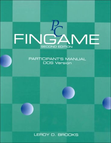 PC FinGame: The Financial Management Decision Game, Version 2.0