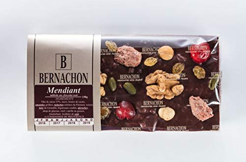 ベルナシオン Bernachon タブレット マンディアンプラス 1枚 チョコレート バレンタイン ホワイトデー