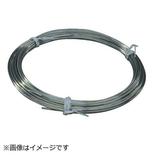 TRUSCO(トラスコ) ステンレス針金 小巻タイプ 2.0mm×10m TSWS-20