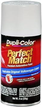 Dupli-Color EBVW20417 Candy White Volkswagen Perfect Match Automotive Paint - 8 oz Aerosol