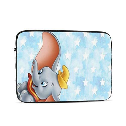 Dumbo Laptoptasche Laptoptasche Schutztasche Tragbare Computertasche Laptoptasche Stoßfest Aktentasche Multifunktionale Handtasche 12 Zoll