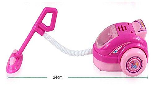 Black Temptation Belle Mini Home Appliances Modèle Jouets Creative Jouer Jouets (Vacuum Cleaner)