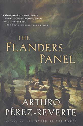 The Flanders Panel (English Edition)