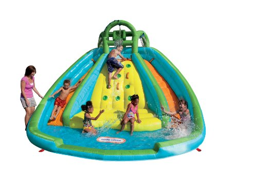 Little Tikes Rocky Mountain River Race Inflatable Slide Bouncer For $291.83 Shipped From Amazon