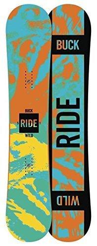 Ride Buck Wild Snowboard - Men's 159cm Wide by Ride