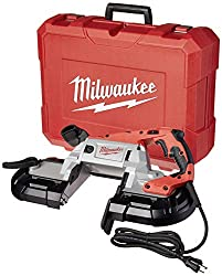 Milwaukee 6232-21 Deep Cut Band Saw W/Case