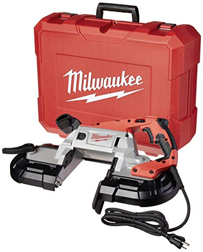 Milwaukee Deep Cut Band Saw W/Case