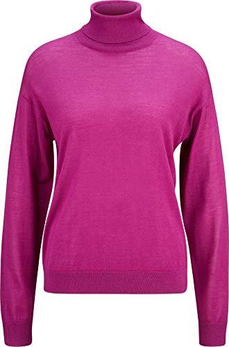 Drykorn Damen Rollkragen-Pullover in Lila XS