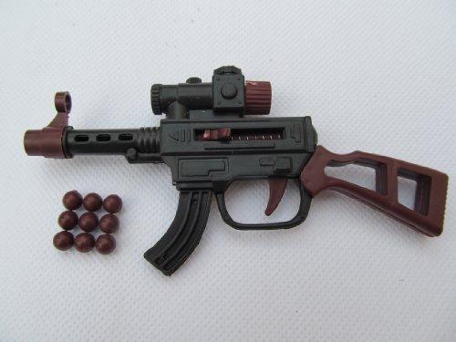 Fat-Catz - Lot de 6 pistolets mini BB guns pour garçons, petits cadeaux d'anniversaire ou de fêtes