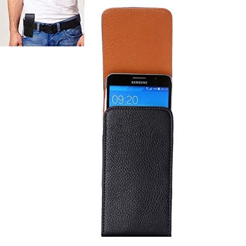 Carcasa de telefono UniversalFunda de Cuero de Estilo Vertical de Textura de Litchicon Agujero Seguro for Samsung Galaxy Mega 2 / Note 4 / Note 3 Carcasa de telefono
