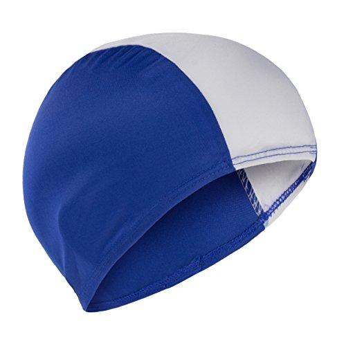 FSL - Enfant - bonnet de natation en tissu - Idéal pour lécole et les cours de natation
