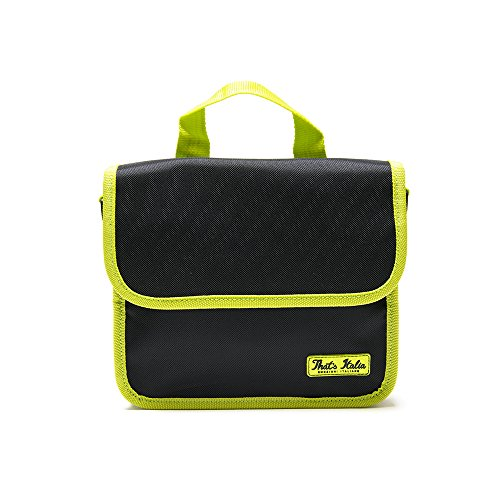 I Love Bicicleta thsd35, Bolsa Impermeable Porta Tablet Unisex–Adulto, Negro, Small