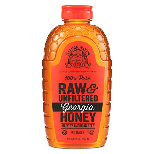 100 certified organic raw honey - 1