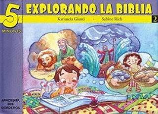 5 MINUTOS EXPLORANDO LA BIBLIA. 2. APACIENTA MIS CORDEROS