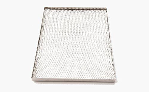 Tauro Essiccatori, 5 retine antiaderenti DrySilk Net per Essiccatori Alimentari, in plastica certificata, riutilizzabili. Prodotto 100% Made in Italy