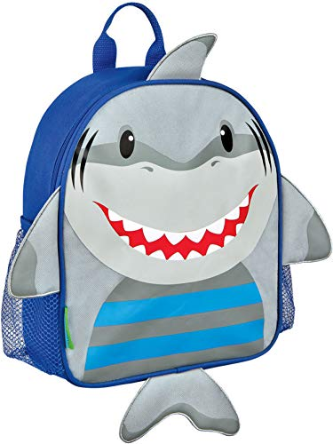Stephen Joseph Mini Sidekicks Backpack, Shark