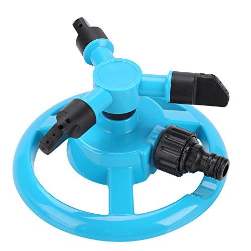 Zerodis Irrigatori per Irrigazione, Irrigatore da Giardino Regolabile Sprinkler Spruzzatore di Acqua...